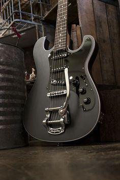 Veritas& new Craftsman Series Double Cut Portlander! Guitar Riffs, Prs Guitar, Music Guitar, Guitar Chords, Cool Guitar, Playing Guitar, Acoustic Guitar, Saxophone Instrument, Guitar Pickups