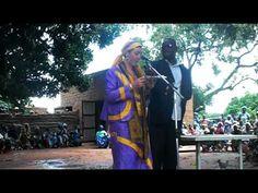 Pilar's goodbye speech- Peace Corps Mali
