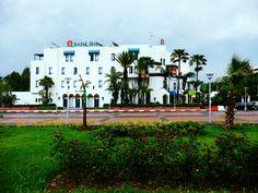 Fes.(Marocco).  Hotel Ibis.