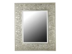 Kenroy Home Lafayette Wall Mirror with Antique Silver Fin...