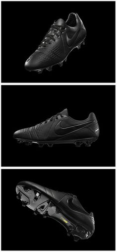 """Nike CTR360 with """"lights out"""" limited edition"""