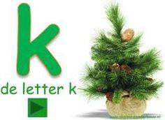 Digibordles: De letter k. http://digibordonderbouw.nl/index.php/taal1/letter/k
