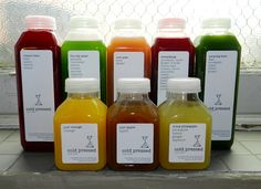 Foodie-approved: Kaffe 1668 debuts culinary cold-pressed juices