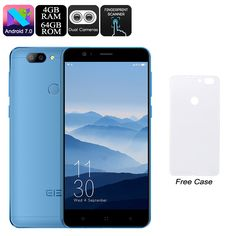Elephone Mini Android Phone treats you to a powerful Octa-Core CPU and RAM. On its display, you'll be able to enjoy stunning resolutions. Electronics Gadgets, Tech Gadgets, Android Smartphone, Android Phones, Best Online Clothing Stores, Finger Print Scanner, 4gb Ram, Bluetooth Speakers, Core