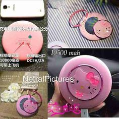 #powerbank #hellokitty + cermin @ 200.000