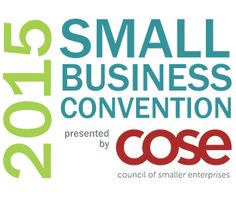 cose small business convention 2015 - Google Search