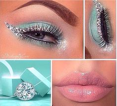 Inspiration comes from many places ... Tiffany & Co inspired colors