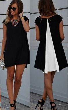 Lovely Casual Chiffon Summer Mini Dress - – Lovely casual chiffon summer minid dress for the fashionable woman – Lovely design offers a trendy stylish look – Perfect for special occasions or parties – Made from high quality material – Availab Source by - Classy Dress, African Fashion, Ghanaian Fashion, Ideias Fashion, Short Dresses, Women's Dresses, Dinner Dresses, Dresses Online, Street Fashion