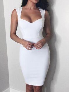 Elegant Sleeveless Bodycon Plunge Dress Women's Best Online Shopping - Offering Huge Discounts on Dresses, Lingerie , Jumpsuits , Swimwear, Tops and More. Elegant Dresses, Sexy Dresses, Cute Dresses, Evening Dresses, Casual Dresses, Short Dresses, Fashion Dresses, Beautiful Dresses, Ankara Fashion