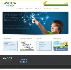 Avoca - The Avoca Learning platform is a web service which facilitates the finding, collection and organizing of vetted learning resources from dozens of the leading educational sites.   The platform already offers over 20,000 resources from over 35 leading education sites. In the near future new educational resources in the fields of of Language Arts/Reading, and History/Social Studies will be added.