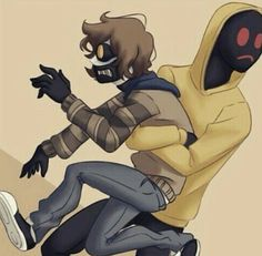 Hoodie:toby last time no touching lostsilver hat or searching in it he has no waffles