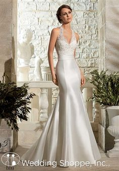 Blu by Mori Lee Bridal Gown 5311