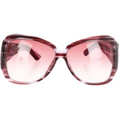 Pre-owned Gucci Glittered Oversize Sunglasses (1.460 ARS) ❤ liked on Polyvore featuring accessories, eyewear, sunglasses, gucci glasses, oversized sunglasses, oversized eyewear, gradient lens sunglasses and gucci eyewear