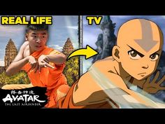 Real Life Avatar: The Last Airbender Influences Explained! | AvatarFrom the architecture of the Air Temples to Aang's wardrobe and even Toph's earthbending style, Nickelodeon are taking a look at the real world inspirations for Avatar: The Last Airbender!  These amazing influences arise out of countries all over the world including Bhutan, Cambodia, China, Tibet, and Thailand and from Indigenous groups such as the Inuit and Aboriginal Australians – to name just a few!Watch Avatar: The Last