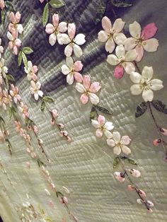 Cherry Blossoms | DSCF2599 | by Tom Russell Quilts