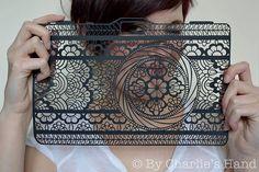 Cut Paper Camera By Charlotte Trimm