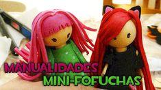 MANUALIDADES | Mini-fofuchas