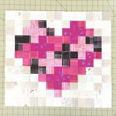 This is a quick and easy way to make a quilted gift for mom.