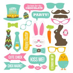 Easter photo booth p