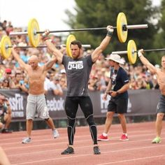 kenny leverich, crossfit games 2012