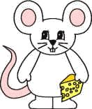 If You Give a Mouse ... PAPER craft cut & paste