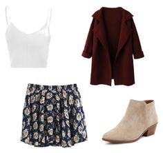 """Unbenannt #83"" by xoxo-mistery on Polyvore featuring Mode, Glamorous und Sam Edelman"