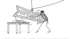 A short, informative video about the importance of promptly installing updates (hint: it's about more than just improving your software programs): Updates https://www.youtube.com/watch?v=0Dh5ORx1F_s#utm_sguid=149300,407ad89d-c0d7-bccc-77d7-e0bed3ec8ce3