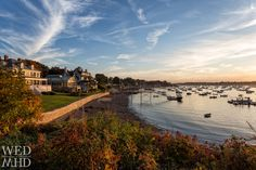 Indian Summer in Marblehead