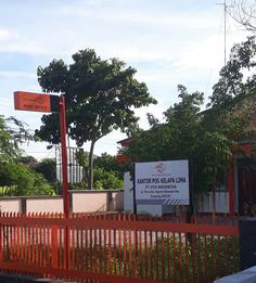 Pos office ( Indonesia )