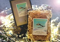 Return Address Labels by Felix Doolittle. Great gift for friends & family this season!