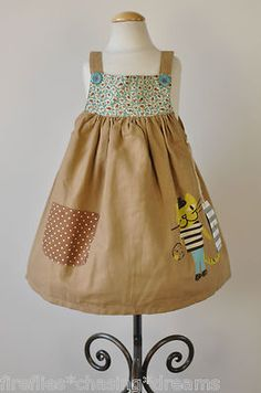 Love these type dresses for my baby girl. type dress