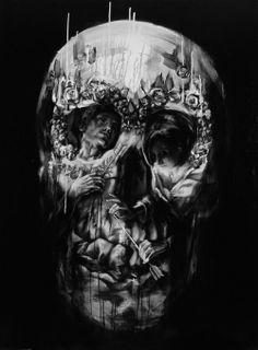 tom french skulls
