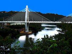 Puente Atirantado Naranjito, P.R.