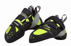 Climbing shoes : Rock Pillars Ozone QC