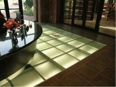 Glass Floors in St. Louis  Who would have thought, Glass Floors!  Brilliant...