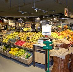 Carrefour Gourmet Market Turin, Italie — Cefla Arredamenti