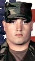 Army CPL Joseph N. Landry III, 23, of Pensacola, Florida. Died September 18, 2007, serving during Operation Iraqi Freedom. Assigned to 2nd Battalion, 23rd Infantry Regiment, 4th Brigade, 2nd Infantry Division (Stryker Brigade Combat Team), Fort Lewis, Washington. Died of injuries sustained when an improvised explosive device detonated near his position during combat operations in Muqdadiyah, Diyala Province, Iraq.