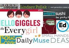 Top 10 Websites For Millennial Women of 2012! And still great websites in 2014. #YAYAwoman #MillennialWoman # Websites