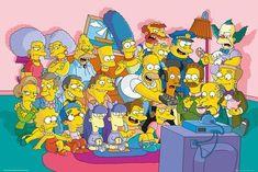 Simpsons Drawings, Simpsons Cartoon, Simpsons Characters, Cartoon Tv, Cartoon Shows, Homer Simpson, O Simpson, The Simpsons Tv Show, Los Simsons