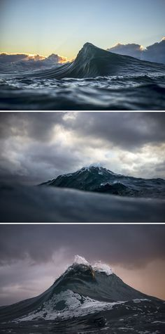 Mountains of the Sea by Ray Collins