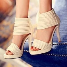 Thick Mid Heel Nubuck Leather Lace Floral Bowknot Pearl Rivets Summer Women Fashion Sandals Ankle Boots Plus Size Womens Summer Shoes, Womens High Heels, Ankle Wrap Sandals, Ankle Boots, Fashion Sandals, High Heels Stilettos, Women's Summer Fashion, Leather And Lace, Girls Shoes