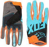Fox Racing Ranger Bike Gloves Aqua