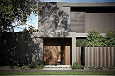 House-colors-Amazing-modern-facade-in-brown-featured-on-Architecture-Beast-04.jpg (990×660)