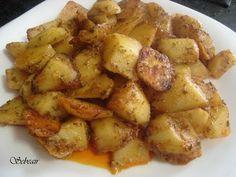 Receta PATATAS CAJUN (fussioncook) para la cocina de sebeair