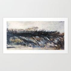 Landscape Art Print by Lamade - $14.56