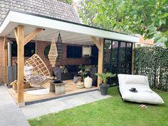Backyard Gazebo, Backyard Patio Designs, Pergola Patio, Backyard Landscaping, Outdoor Garden Rooms, Outdoor Living, Outdoor Decor, House Extension Design, House Design