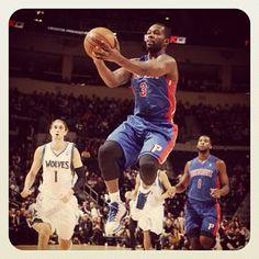 Rodney Stuckey #Pistons Detroit Basketball, Detroit Pistons, Wolves, Nba, Legends, Canada, Sports, Hs Sports, Wolf