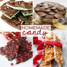 Homemade Candy Recipes!