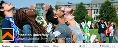 Check out 13 examples of awesome college Facebook Pages to inspire the design and strategy for your own Page.