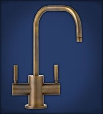 Fulton Hot and Cold Filtration Faucet This goes well with the faucet and yes it will be SS.  Do we want hot and cold or just cold?